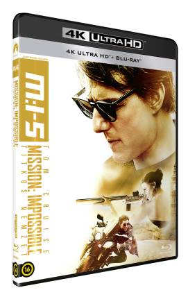 Mission Impossible 5 uhd HUBD000938 3D
