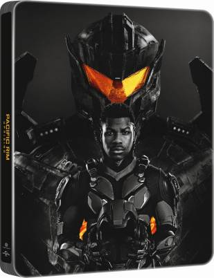 Pacific Rim - Uprising - Black steelbook 3D