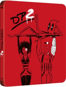 Deadpool 2 steelbook front