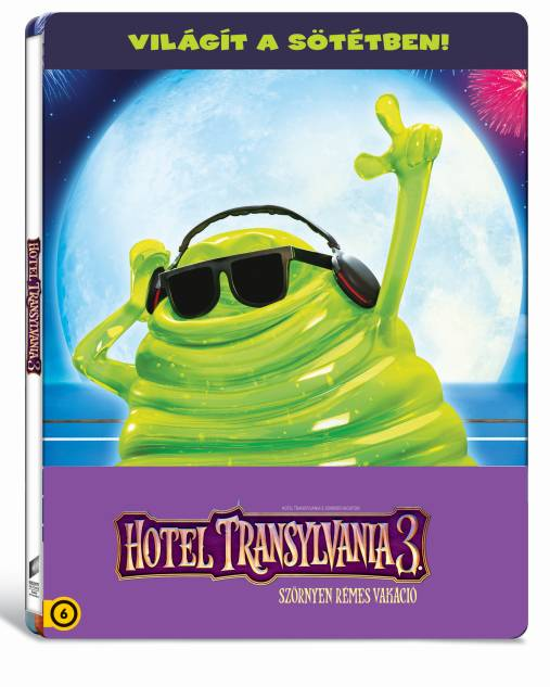 Hotel Transylvania 3 Steelbook 21200H2513 3D