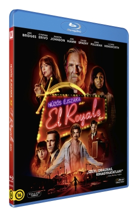Bad Times at the El Royale HUBD001001 3d