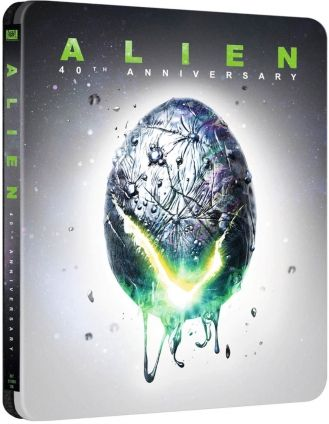 Alien 40th anniversary steelbook 3D