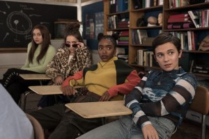 Cailee Spaeny (Finalized);Zoey Luna (Finalized);Gideon Adlon (Finalized);Lovie Simone (Finalized)